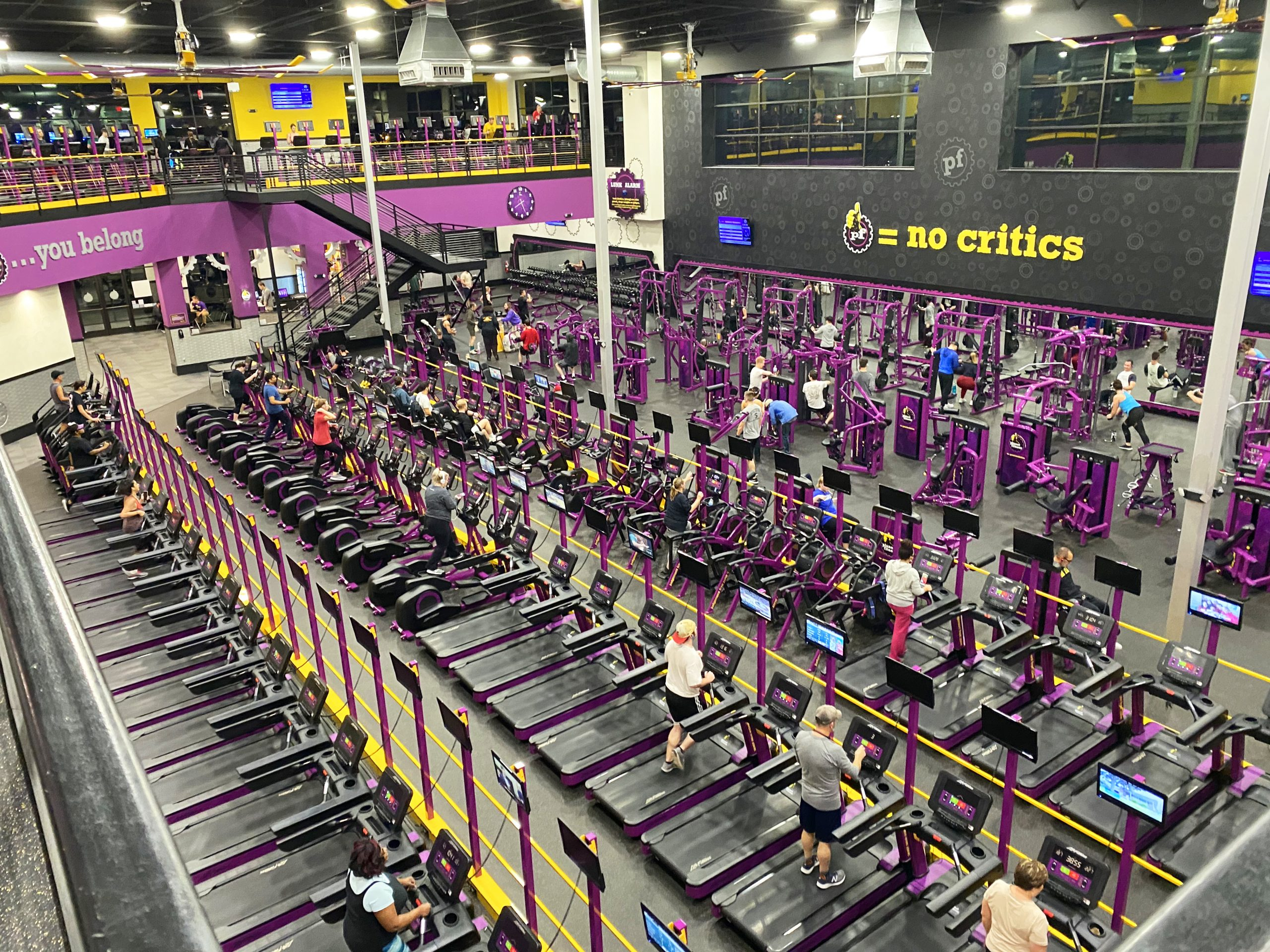 Planet Fitness Franchise Costs Vetted Biz