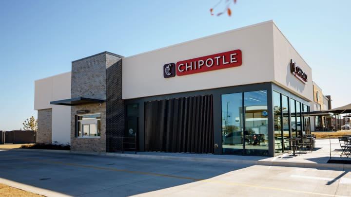 Chipotle Franchise Revenue was over $2 million per store