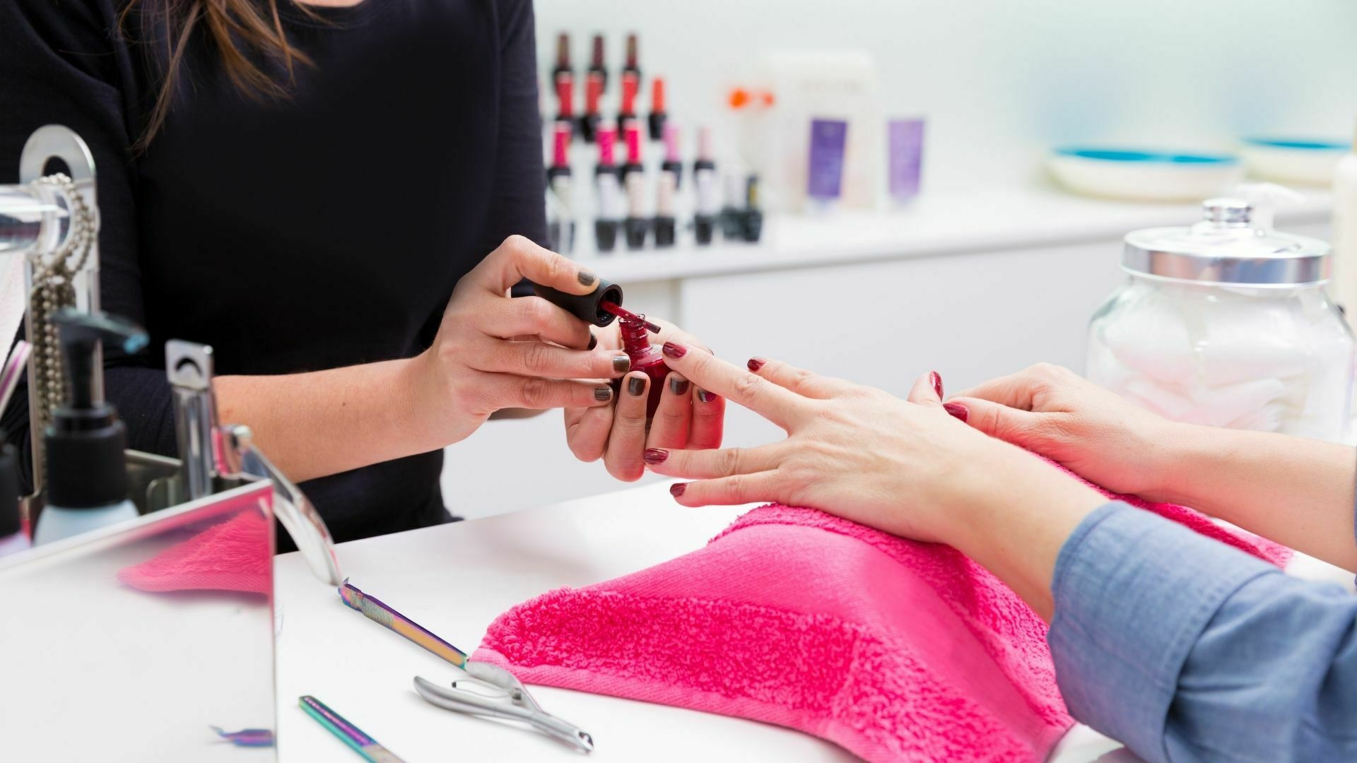 Nail Salon For Sale Can't Miss Report