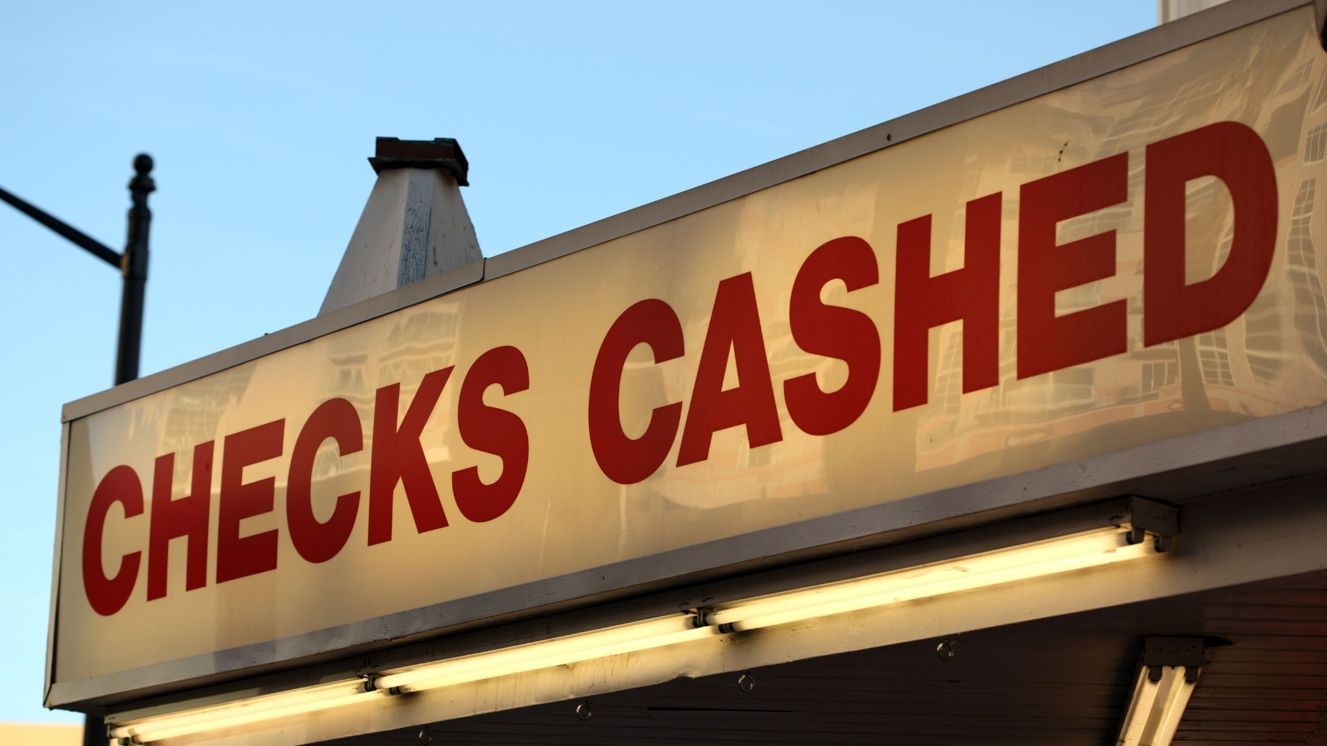 Check Cashing Business for Sale | Industry Deep Dive
