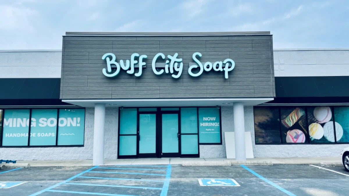 Buff City Soap Franchise Opportunity For 2022